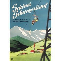 Riener. Schönes Schweizerland. 1953.