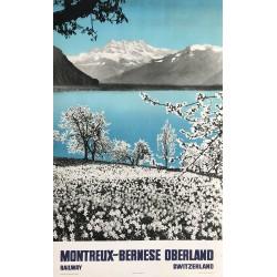 Fransioli. Montreux - Bernese Oberland. Ca 1935.