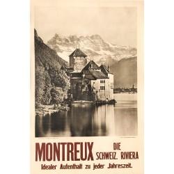 Jullien Frères. Montreux. Vers 1925.