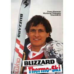 Thermo-Ski Blizzard. Laurie Graham. Ca 1980.