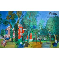 Paris. Raoul Dufy. 1964.
