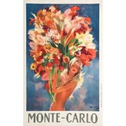 Jean-Gabriel Domergue. Monte-Carlo. Circa 1950.