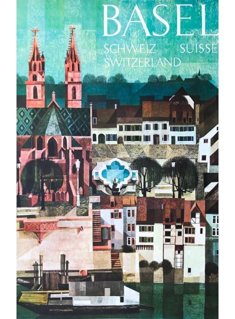 Marcus Schneider. Basel. 1961.