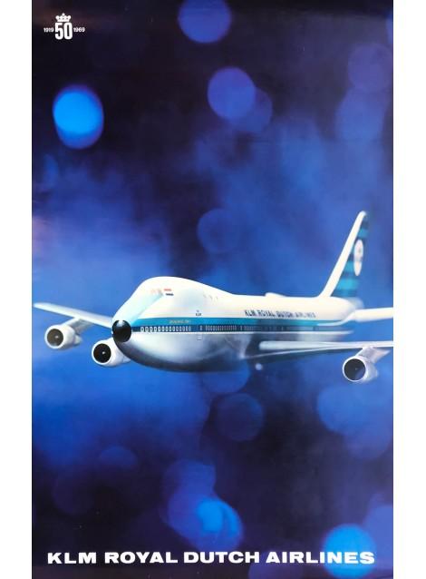 KLM Royal Dutch Airlines. 1919-1969.