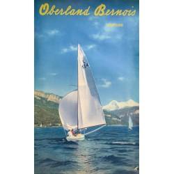 Amstutz & Herdeg. Oberland bernois. 1949.