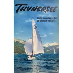 Thunersee. 1949.