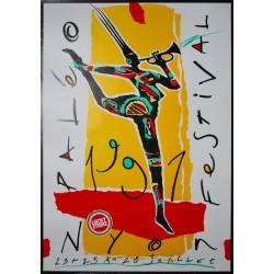 Paleo Nyon. Pascal Bolle. 1991.