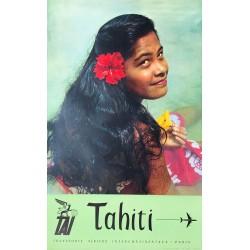 Bernard Villaret. Tahiti. TAI. Ca 1965.