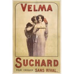 Suchard. Pour croquer sans rival. Ca 1903.