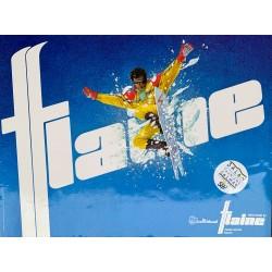 Michel Jouin. Flaine. Ca 1975.