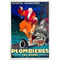 Jean d'Ylen. Plombières-les-Bains. 1931.