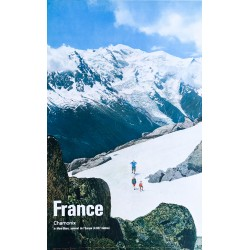 Roland Gay-Couttet. France - Chamonix - Mont-Blanc. 1963.