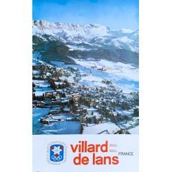 Villard de Lans. 1968.