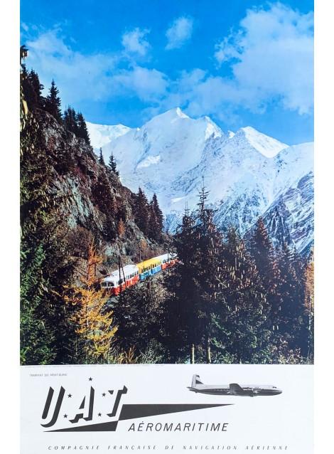 Fumex. UAT. Tramway du Mont-Blanc. Ca 1960.