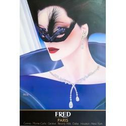 Razzia. Fred Paris. Ca 1985.