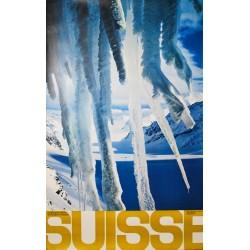Suisse, Jungfraujoch, Aletsch. Philip Giegel. 1961.