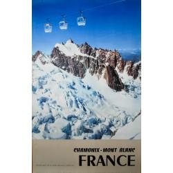 Chamonix - Mont Blanc. Tairraz. 1959.
