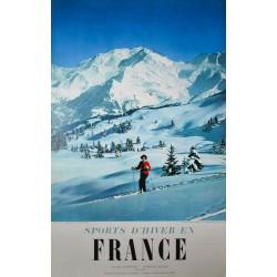 Saint-Gervais Le Mont-Blanc. Machatchek. 1956.