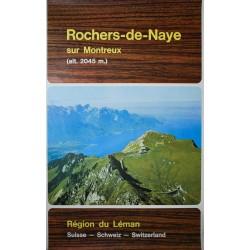 Rochers de Naye. A. Dutoit. 1960.