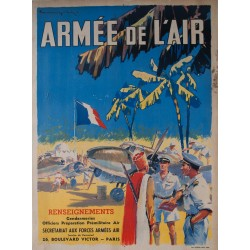 Armée de l'air. 1947.