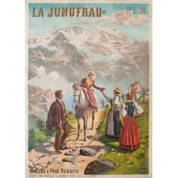 La Jungfrau PLM. Tanconville. 1895.