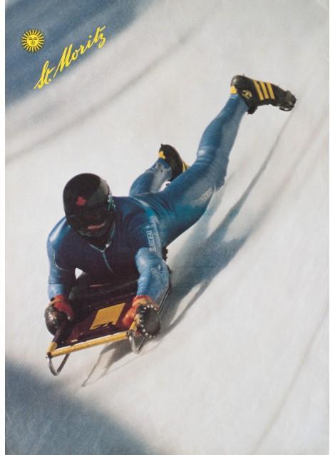 St. Moritz. Helmut Ebenhöfer. 1985.