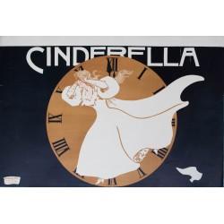 Cinderella. William True. 1898.