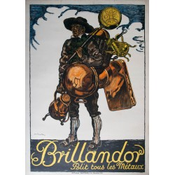 Brillandor. Henry-Claudius FORESTIER. 1916.
