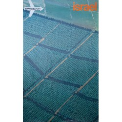 Swissair, Israel. Georg GERSTER. 1971.