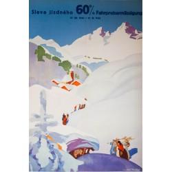 Sleva jízdného. Fahrpreisermässigung. Werner von AXSTER-HEÜDTLASS. 1934.