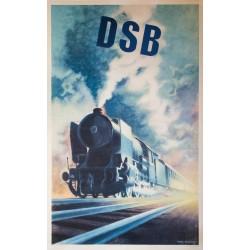 DSB. Aage RASMUSSEN. 1950