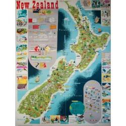 New Zealand. H. MALLITTE. 1951.