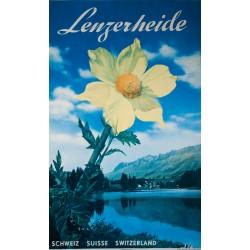 Lenzerheide. K. HEINZE, A. PEDRETT. 1940.
