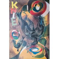 Hans Erni. Knie. 1989.