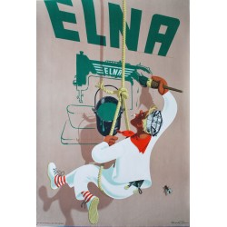 Donald Brun. Elna. 1946.