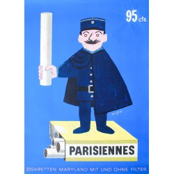 Savignac. Parisiennes. 1951.