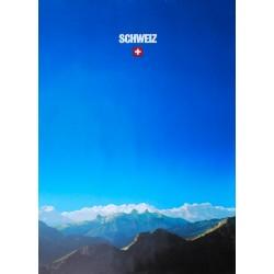 Beni La Roche. Schweiz. 1978.