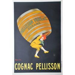 Cognac Pellisson. Leonetto Cappiello. 1907.