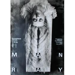 Man Ray. Werner Jeker. 1988.