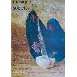 Hans Erni. Musique et sociétés. 1977.