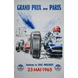 Grand Prix de Paris. Linas-Montlhéry. 1965.