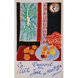 Henri Matisse. Nice, Travail et joie. 1947.