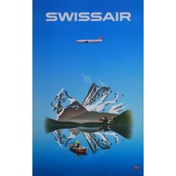 Swissair, Herbert Leupin, 1958