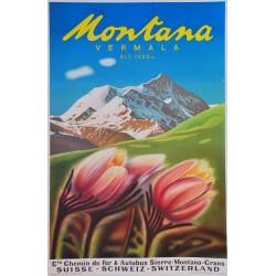 Montana Vermala. 1939.
