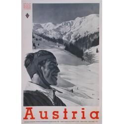 Austria. Vers 1930.