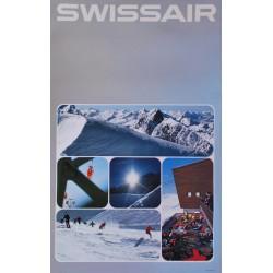 Swissair [Ski]. Vers 1970.