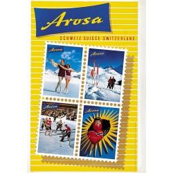 AROSA, GROB, 1955