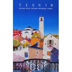 Tessin, Daniele Buzzi, 1950