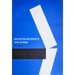 Jean et Lucien Ongaro. Helvetia-Accidents. 1959.