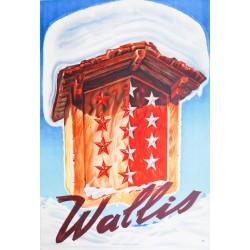 Reynold Vuilleumier. Wallis. 1945.